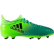 adidas Kids' X 16.3 FG Soccer Cleats