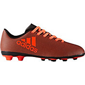 adidas Kids' X 17.4 FXG Soccer Cleats