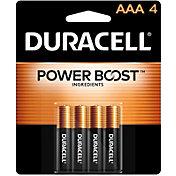 Duracell Coppertop AAA Alkaline Batteries – 4 Pack