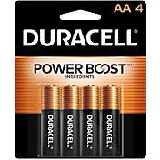 Duracell Coppertop AA Alkaline Batteries – 4 PackMN