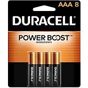Duracell Coppertop AAA Alkaline Batteries – 8 Pack