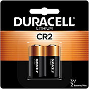 Duracell CR2 3V Lithium Batteries – 2 Pack