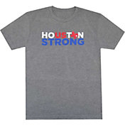 Aksels Men's Houston Strong US Tri-Blend T-Shirt