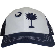 Aksels Men's South Carolina Trucker Hat
