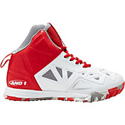 AND1 Kids' Grade School Chaos Basketball Shoes