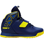 AND1 Kids' Grade School Tempest Basketball Shoes