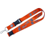 Aminco Detroit Tigers Orange Lanyard