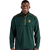 Antigua Men's Oakland Athletics Prodigy Quarter-Zip Pullover