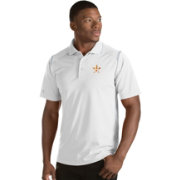 Antigua Men's Houston Astros Merit White Performance Polo