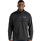 Antigua Men's Charlotte Hornets Prodigy Quarter-Zip Pullover