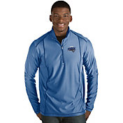 Antigua Men's Orlando Magic Tempo Royal Quarter-Zip Pullover
