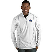Antigua Men's Orlando Magic Tempo White Quarter-Zip Pullover