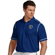 Antigua Men's Dallas Mavericks Icon Royal Performance Polo