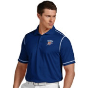 Antigua Men's Oklahoma City Thunder Icon Royal Performance Polo