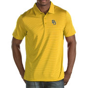Antigua Men's Baylor Bears Gold Quest Polo