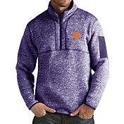 Antigua Men's Clemson Tigers Regalia Fortune Pullover Jacket