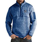 Antigua Men's Creighton Bluejays Blue Fortune Pullover Jacket