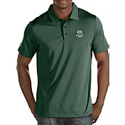 Antigua Men's Colorado State Rams Green Quest Polo