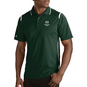 Antigua Men's Colorado State Rams Merit Xtra-Lite White Polo