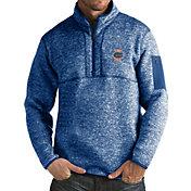 Antigua Men's Florida Gators Blue Fortune Pullover Jacket