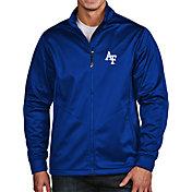 Antigua Men's Air Force Falcons Blue Full-Zip Golf Jacket