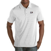 Antigua Men's Georgia Southern Eagles White Quest Polo