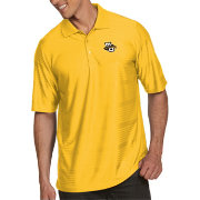 Antigua Men's Marquette Golden Eagles Gold Illusion Polo