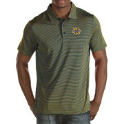 Antigua Men's Marquette Golden Eagles Blue/Gold Quest Polo