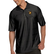 Antigua Men's Army West Point Black Knights Army Black Illusion Polo