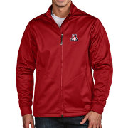 Antigua Men's Arizona Wildcats Cardinal Full-Zip Golf Jacket