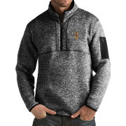 Antigua Men's Arizona State Sun Devils Black Fortune Pullover Jacket