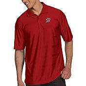 Antigua Men's Utah Utes Crimson Illusion Polo