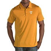 Antigua Men's Tennessee Volunteers Tennessee Orange Quest Polo