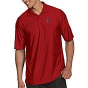 Antigua Men's Texas Tech Red Raiders Red Illusion Polo