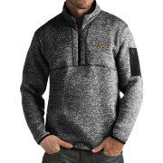 Antigua Men's Wake Forest Demon Deacons Black Fortune Pullover Jacket
