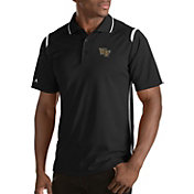 Antigua Men's Wake Forest Demon Deacons Merit Xtra-Lite White Polo