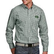 Antigua Men's New York Jets Associate Button Down Dress Shirt