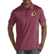 Antigua Men's Washington Redskins Quest Red Polo