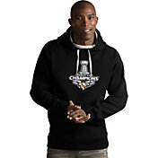Antigua Men's 2017 NHL Stanley Cup Champions Pittsburgh Penguins Victory Black Pullover Hoodie