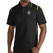 Antigua Men's 2017 NHL Stanley Cup Champions Pittsburgh Penguins Merit Polo
