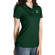 Antigua Women's Colorado State Rams Green Inspire Performance Polo