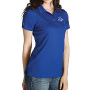 Antigua Women's Seton Hall Seton Hall Pirates Blue Inspire Performance Polo