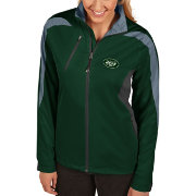 Antigua Women's New York Jets Discover Full-Zip Green Jacket