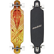 Madrid 39'' Crow Drop-Thru Longboard