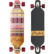 Madrid 39'' Indie Bamboo Drop-Thru Longboard