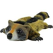 Hyper Pet Real Skinz Raccoon Dog Toy