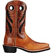Ariat Men's Heritage Roughstock VentTek Western Boots