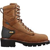 Ariat Men's Powerline 8'' H2O Waterproof Work Boots