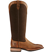 Ariat Men's Quickdraw Snake Western Boots