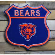 Authentic Street Signs Chicago Bears Route Sign